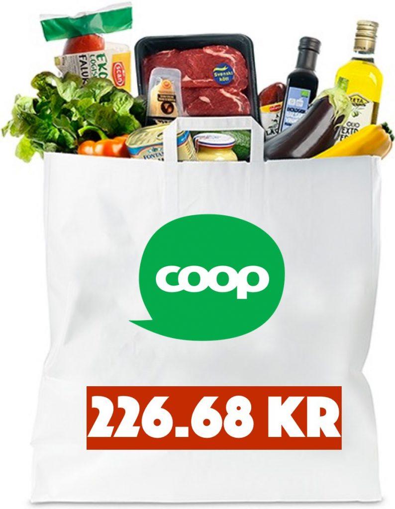 coop online matkasse