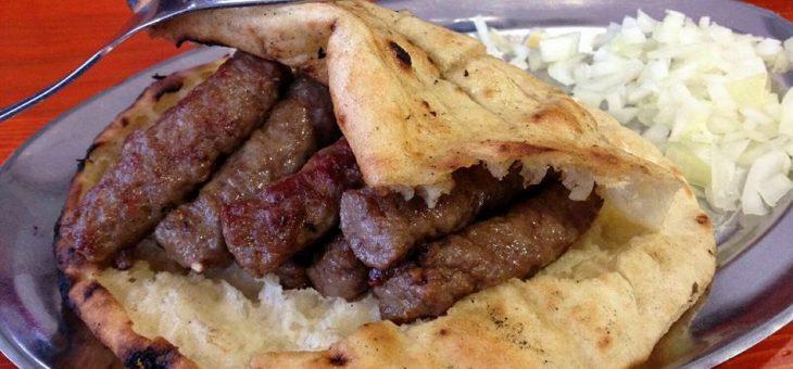 Mat i Bosnien