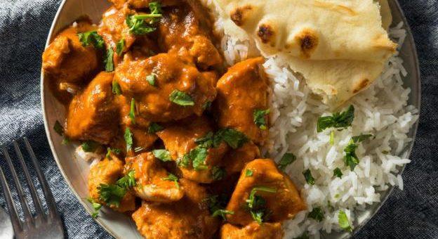Mat i Indien