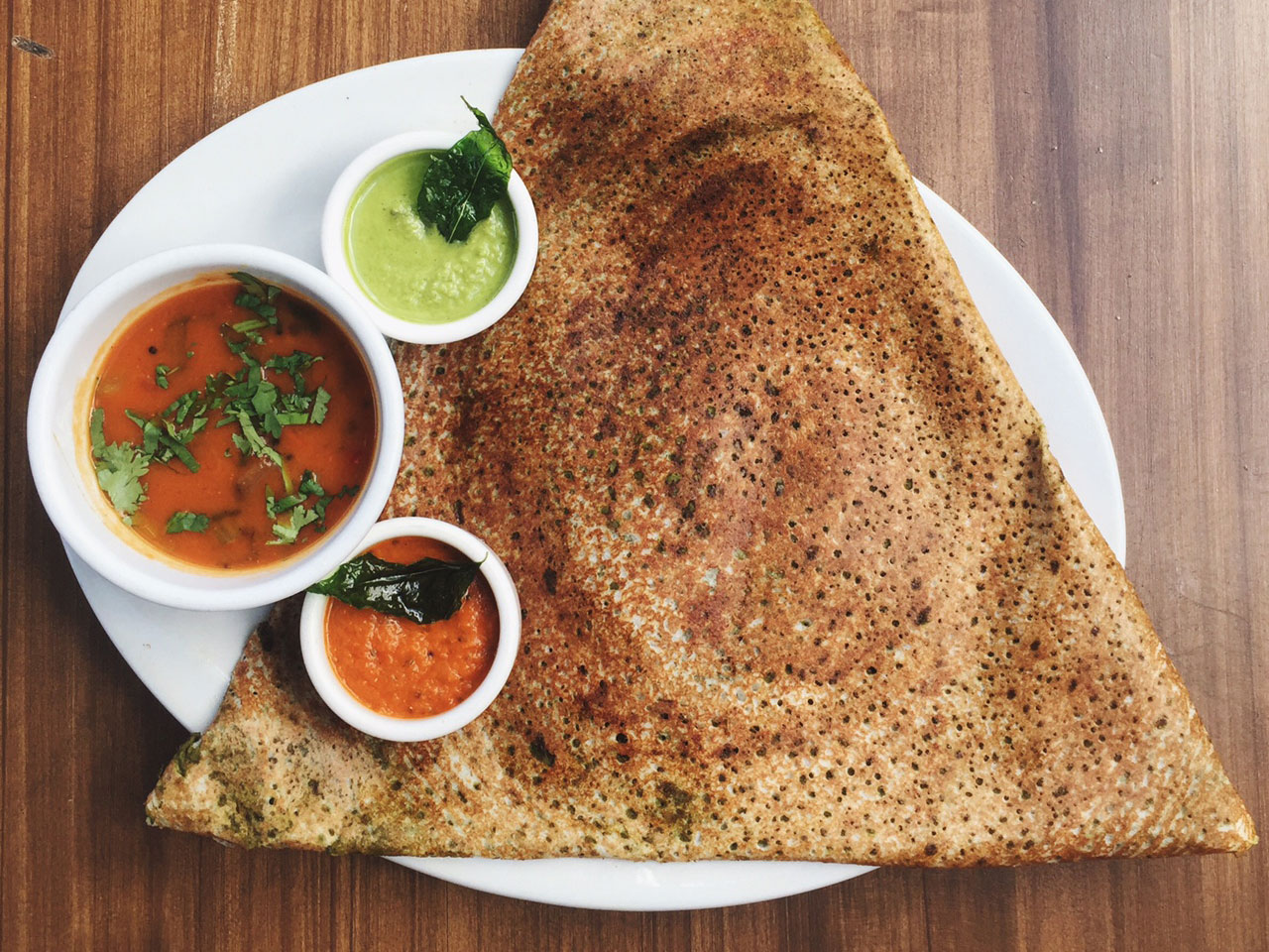 indisk pannkaka