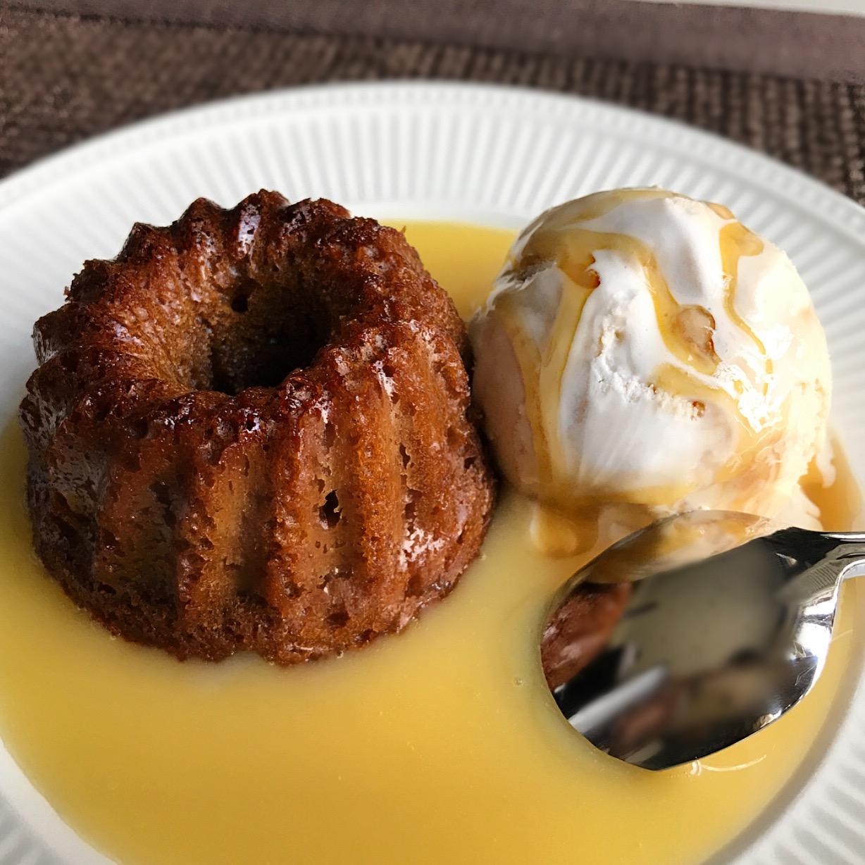 malva pudding - Mat i Sydafrika