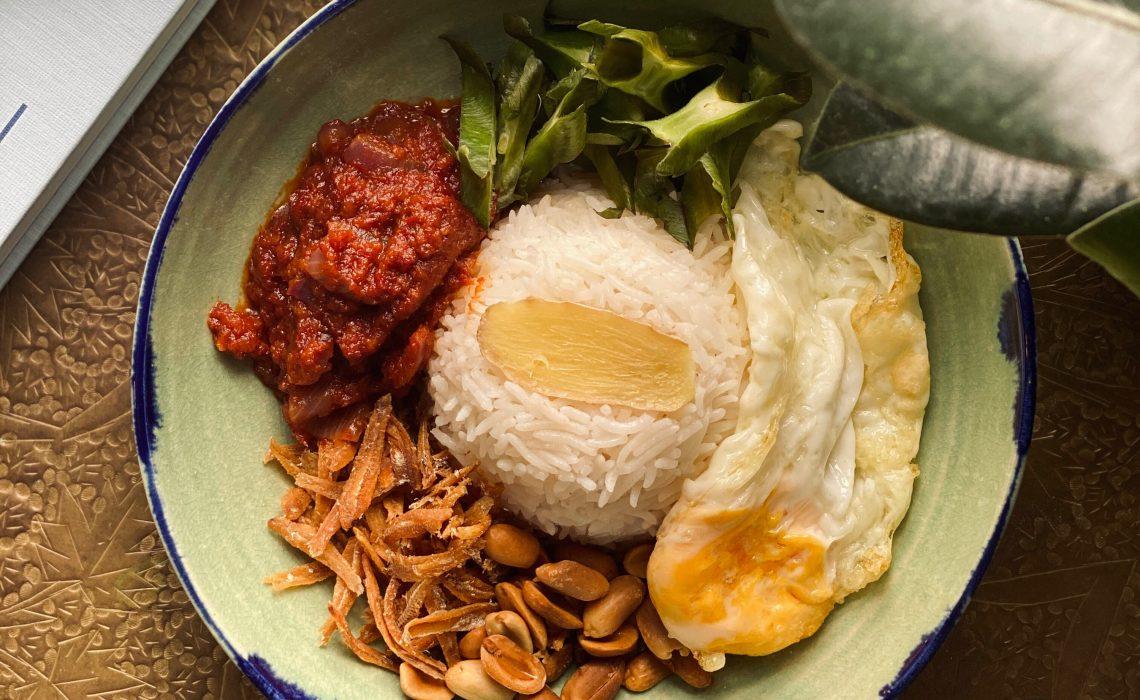 Nasi Lemak - Mat i Malaysia
